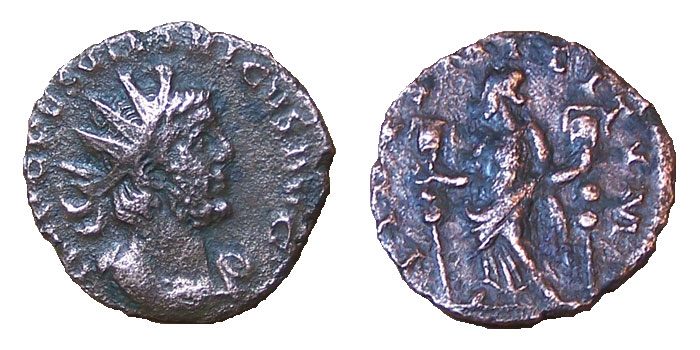 Gascogne : Mes empereurs gaulois - Page 15 Tetric13