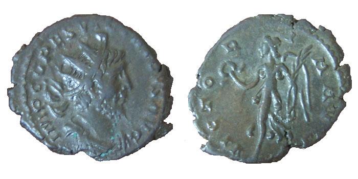 Gascogne : Mes empereurs gaulois - Page 15 Tetric14