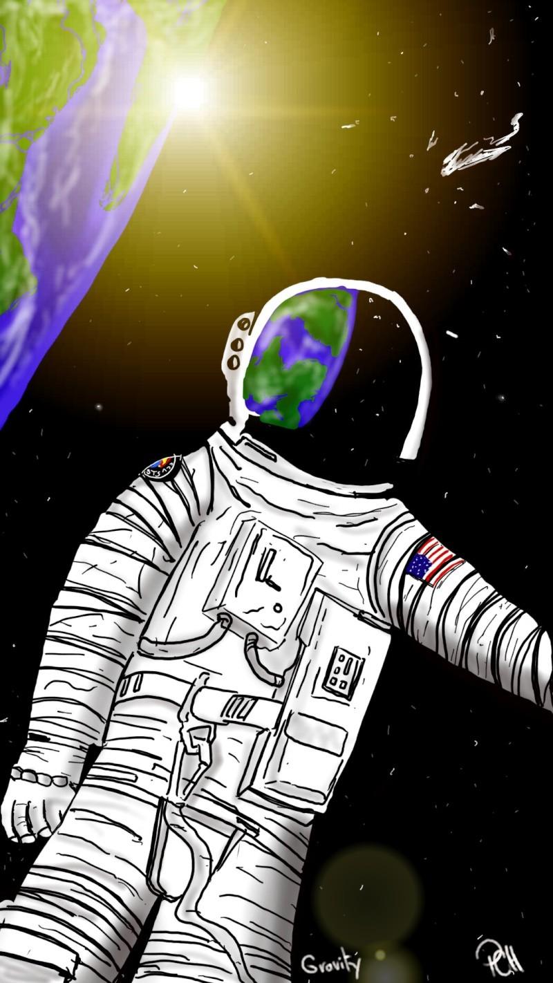 petite dédicace au film gravity 13953510
