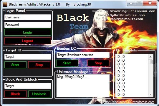 BlackTeam Addlist Fucker Arrow-10