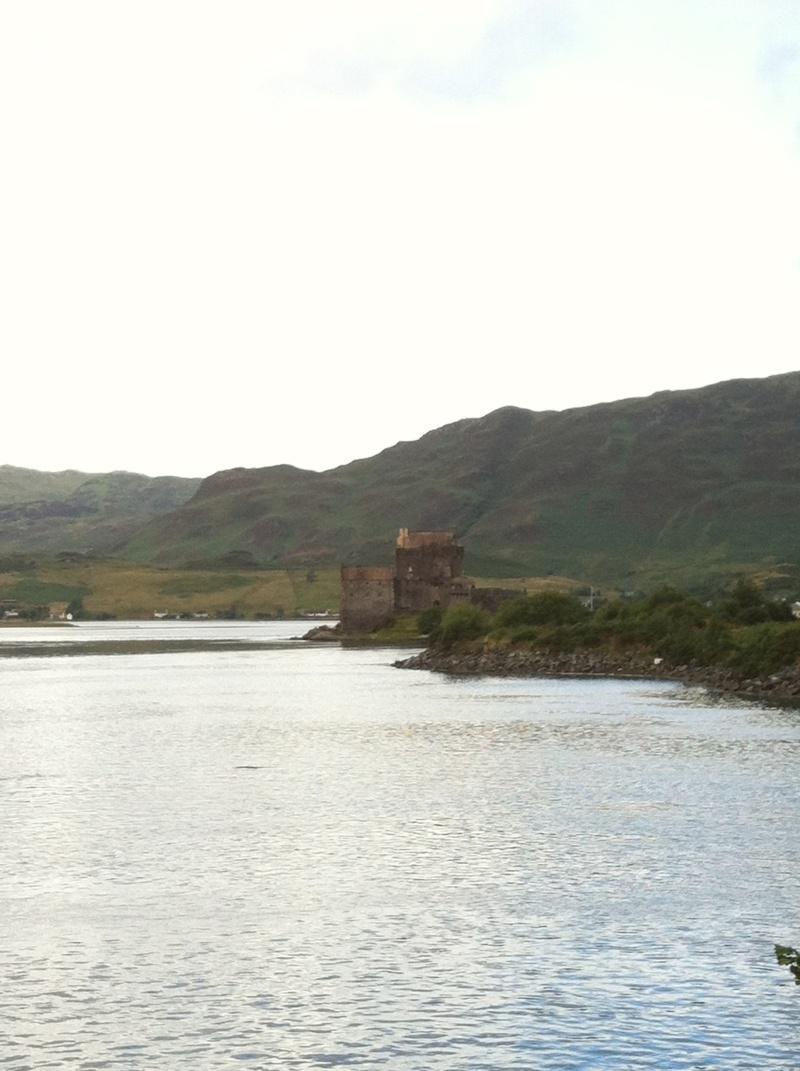 Ecosse Hebrides Uist et Isle de Skye Dornie11