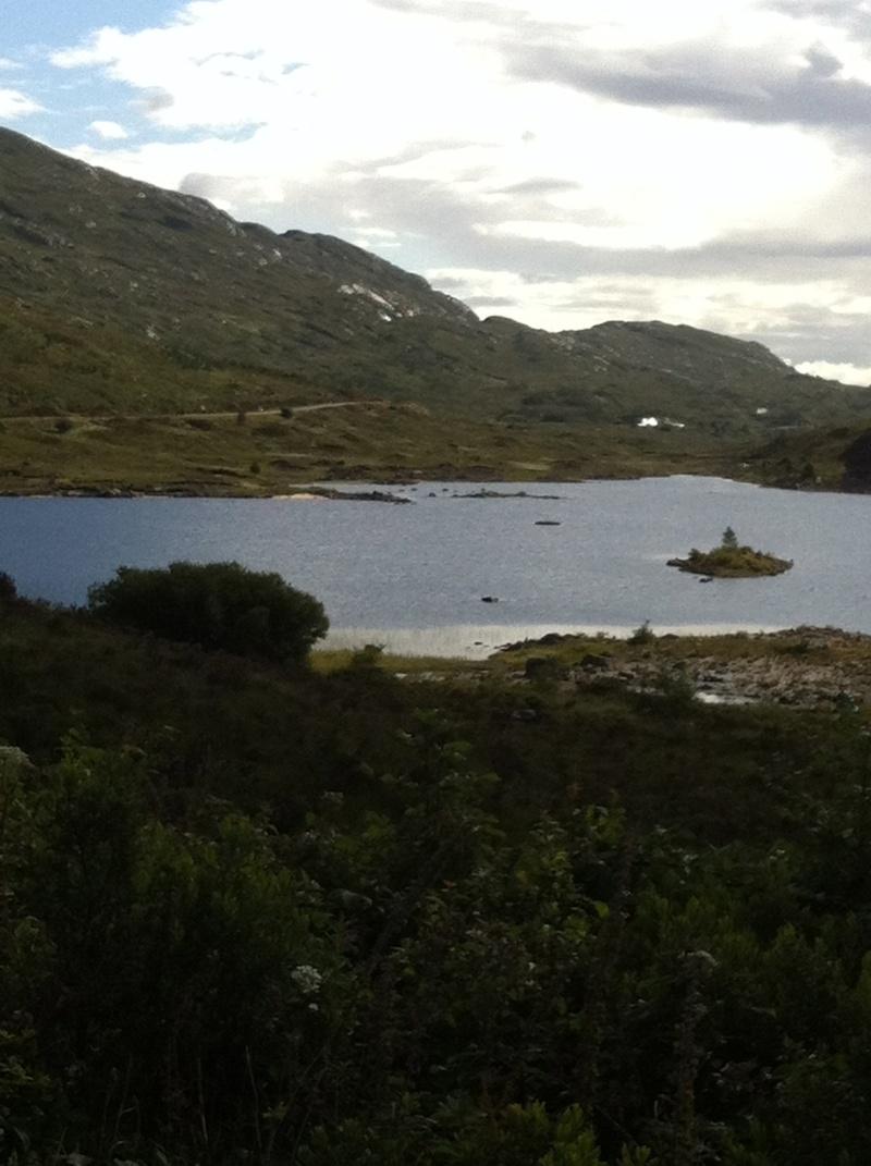Ecosse Hebrides Uist et Isle de Skye Lake_c10