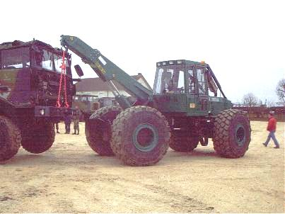 Du bizaroide Armee310