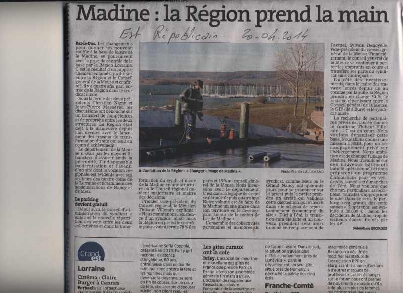 reportage de France 3 Lorraine sur les travaux à Nonsard Image15