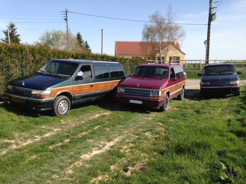 Mon Plymouth Voyager LE V6 '90 - Page 2 X310