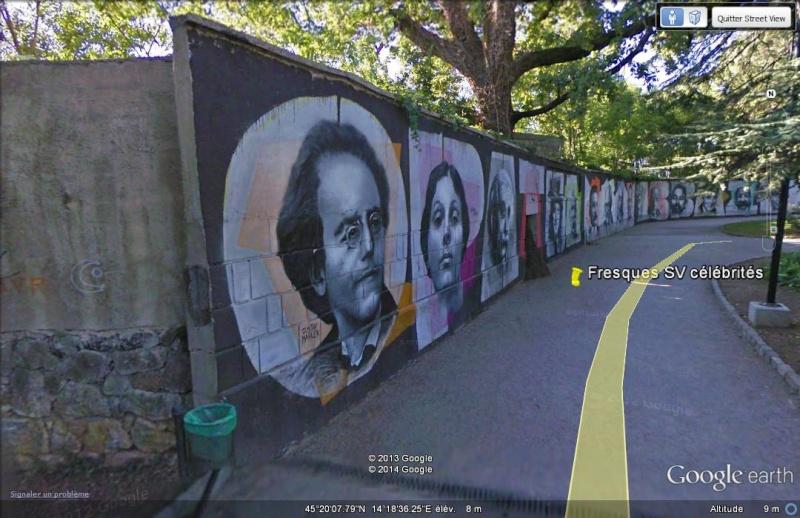 STREET VIEW : les fresques murales - MONDE (hors France) - Page 15 00110