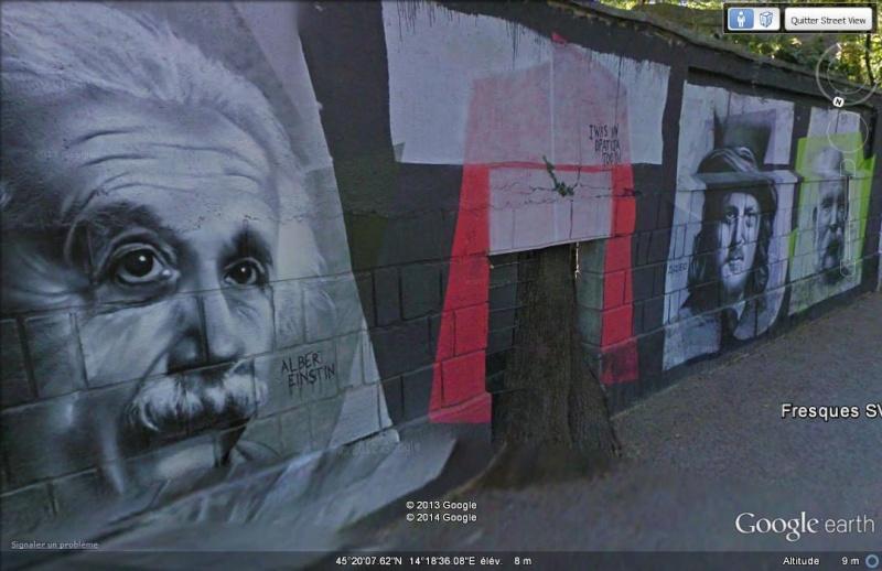 STREET VIEW : les fresques murales - MONDE (hors France) - Page 15 00210