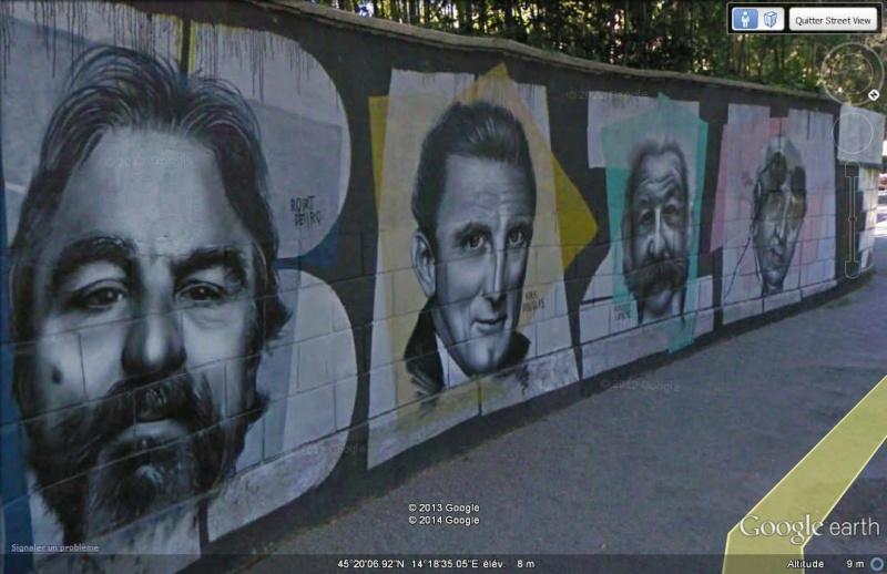 STREET VIEW : les fresques murales - MONDE (hors France) - Page 15 00410
