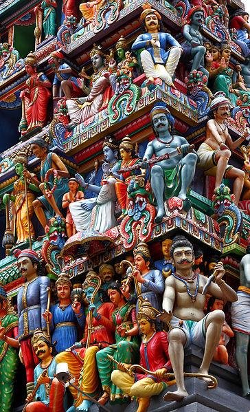 Temple Sri Mariammam - Singapour 364px-10