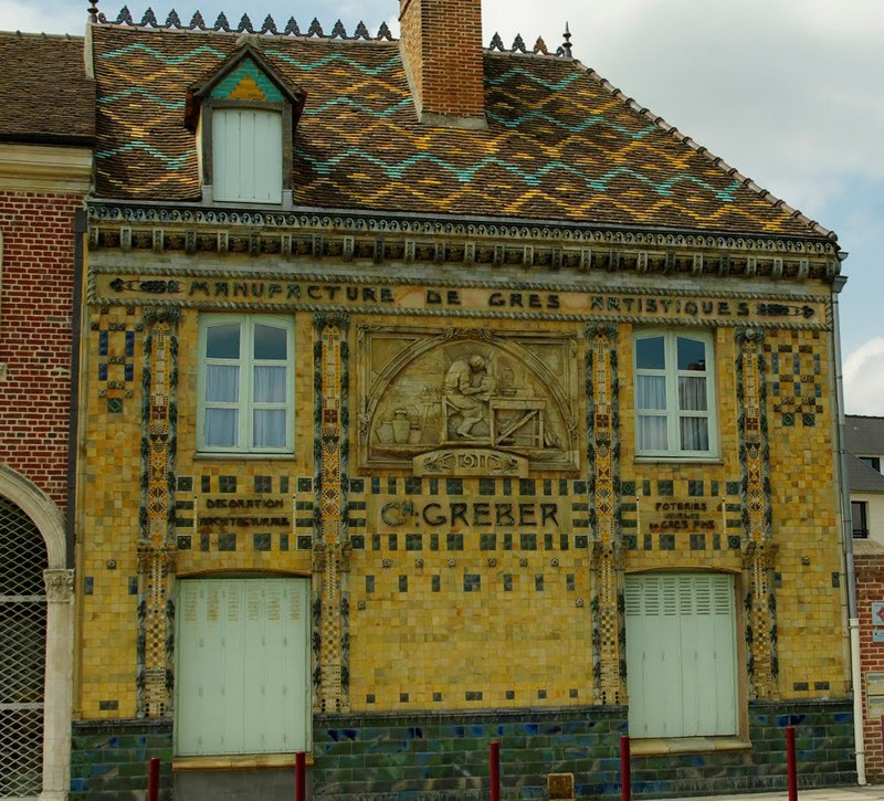 La maison Greber - Beauvais - France 37561211