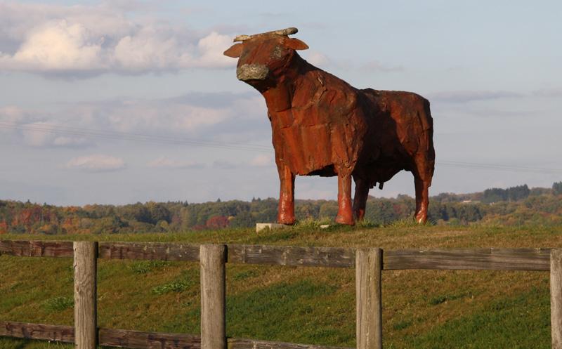STREET VIEW : les statues de vaches - Page 2 61968210