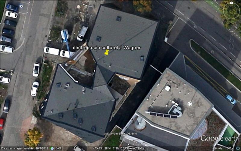 Centre Socio-Culturel Jean Wagner - Mulhouse - France Centre10