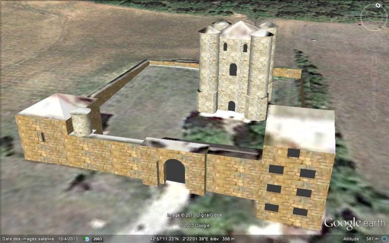 Le château d'Arques - Aude - France Chatea10