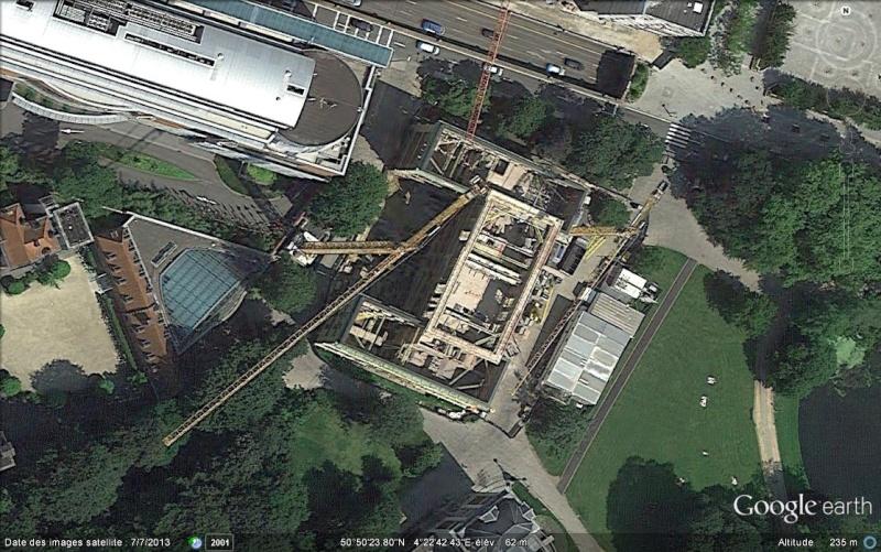 [Bientôt visible sur Google-Earth] Maison de l'Histoire Européenne - Bruxelles. Dd17