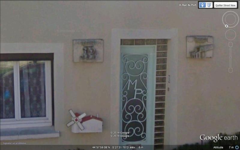 Street View : Les boites aux lettres insolites - Page 2 Dd19