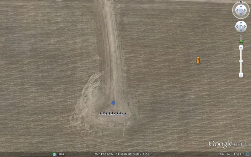 Cadillac ranch, Amarillo, Texas - USA Image_12