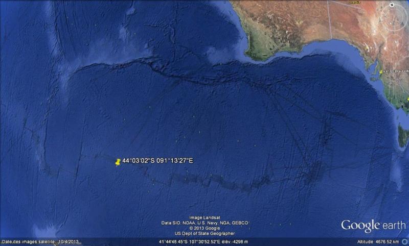 A la recherche du Boeing 777 de Malaysia Airlines disparu - Page 2 Kkk10