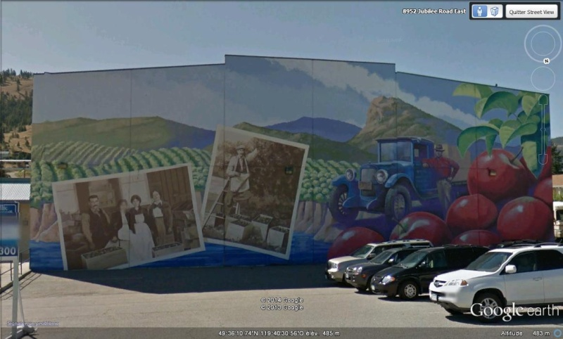 STREET VIEW : les fresques murales - MONDE (hors France) - Page 14 Kkkk10