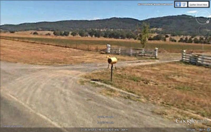 Street View : Les boites aux lettres insolites - Page 2 Klm10
