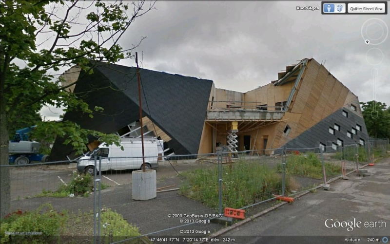 Centre Socio-Culturel Jean Wagner - Mulhouse - France Lkhdwg10