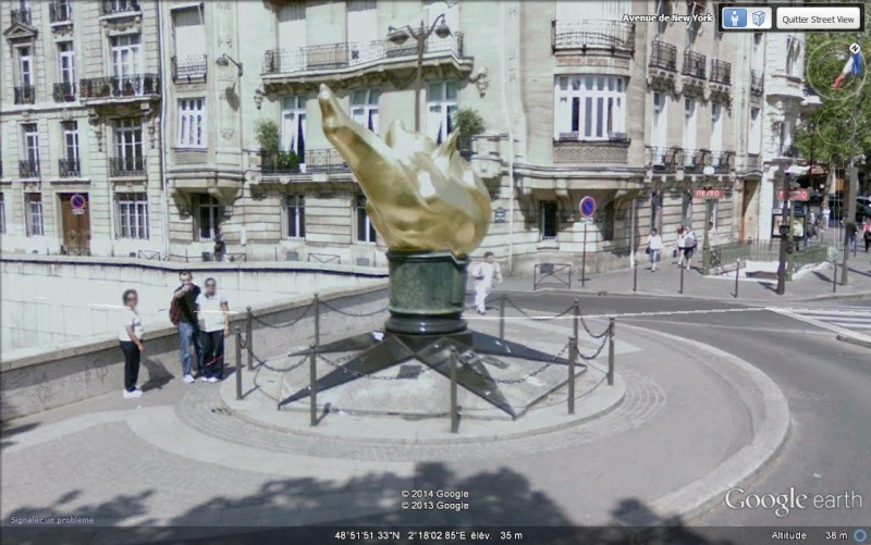 Mémorial à la Princesse Diana - Paris Sv17