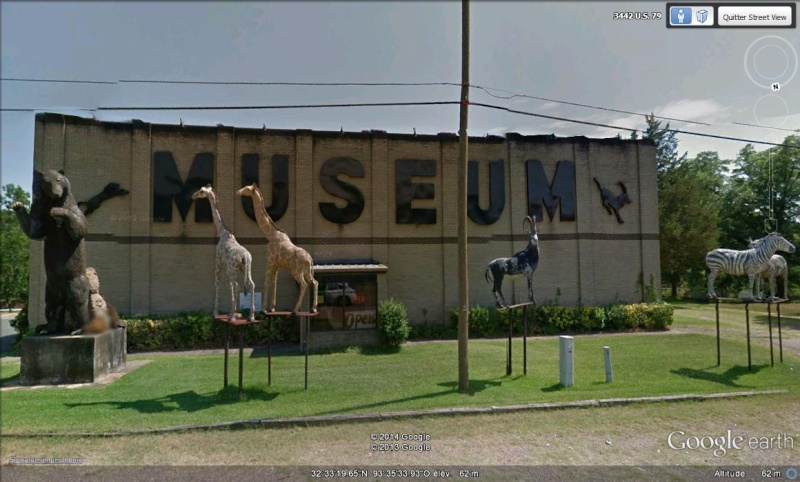 Touchstone Wildlife and Art Museum - Louisiane - USA Sv22