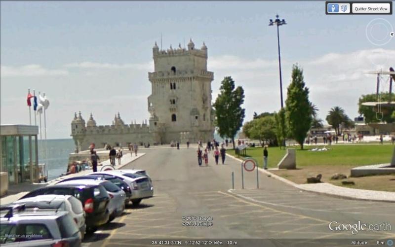 La Tour de Belem à Lisbonne - Portugal Sv26