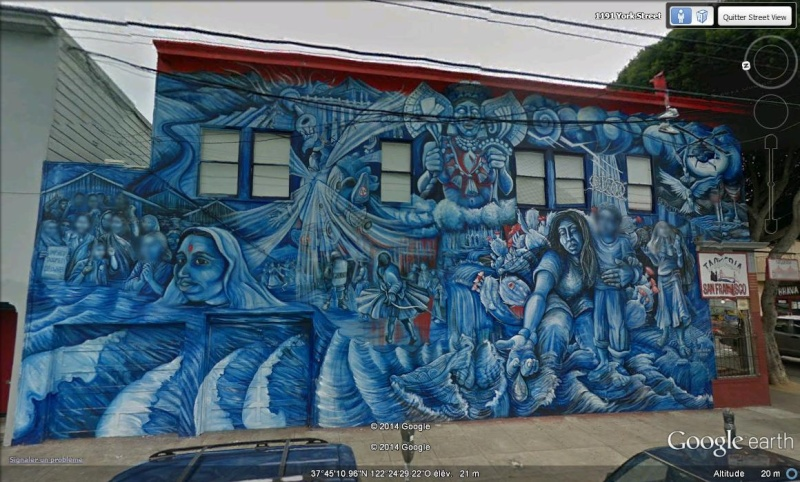 STREET VIEW : les fresques murales - MONDE (hors France) - Page 15 Sv33