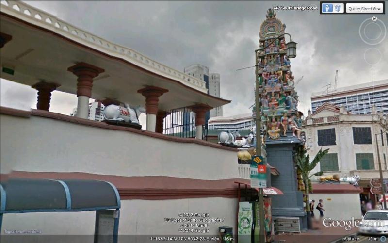 Temple Sri Mariammam - Singapour Sv_sri10
