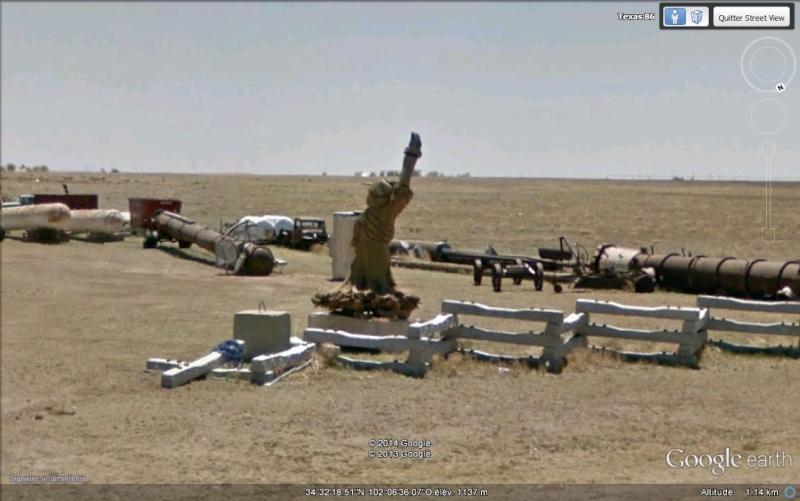 Statue de la Liberté = les répliques découvertes grâce à Google Earth - Page 5 Sv_sta12