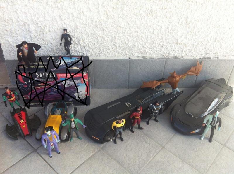 CERCO BATMAN action figures serie animata Batman11