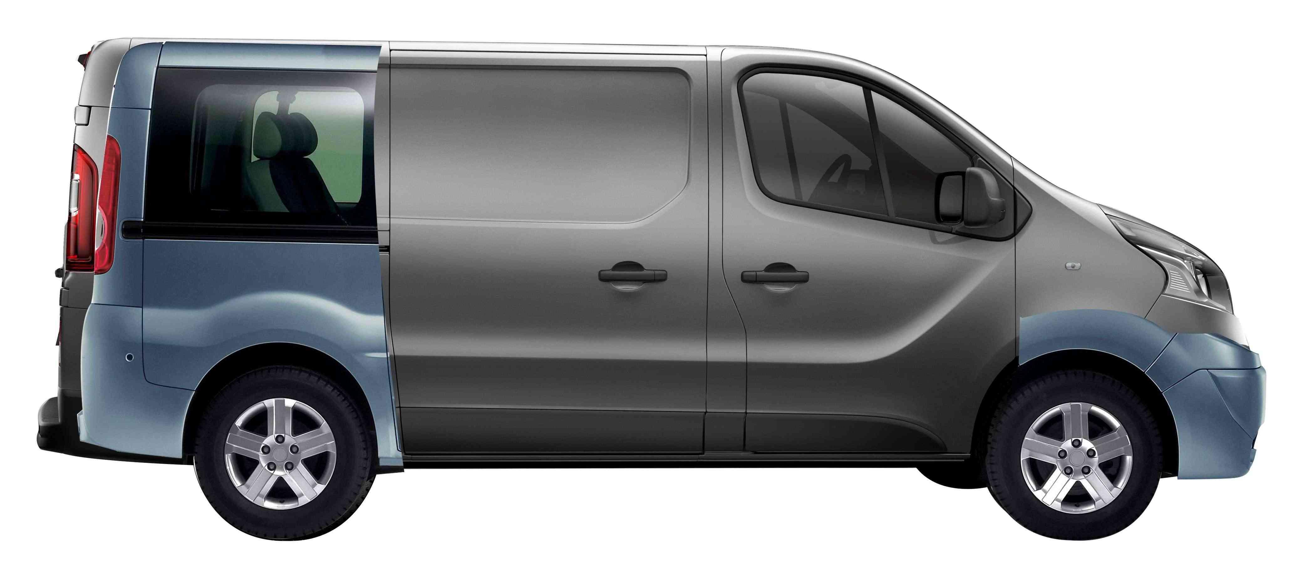 2014 [Renault/Opel/Fiat/Nissan] Trafic/Vivaro/Talento/NV300 - Page 6 Renaul14