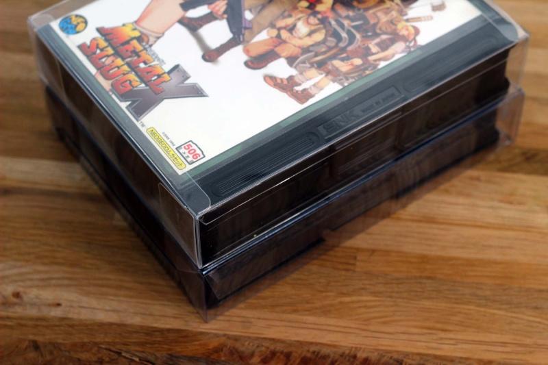 Protective Case - boitiers de protection pour les jeux AES - Page 3 Epaiss10