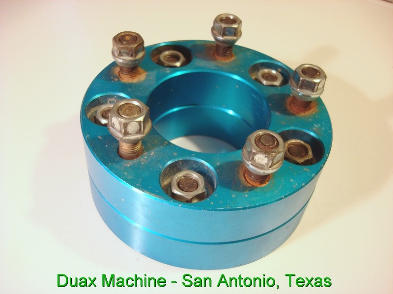 30mm 5-lug wheel spacers - SOLD - Dsc05610