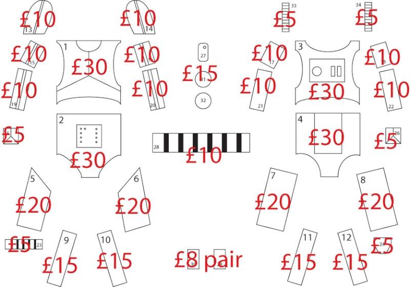 Stormtrooper Parts price list Parts_10
