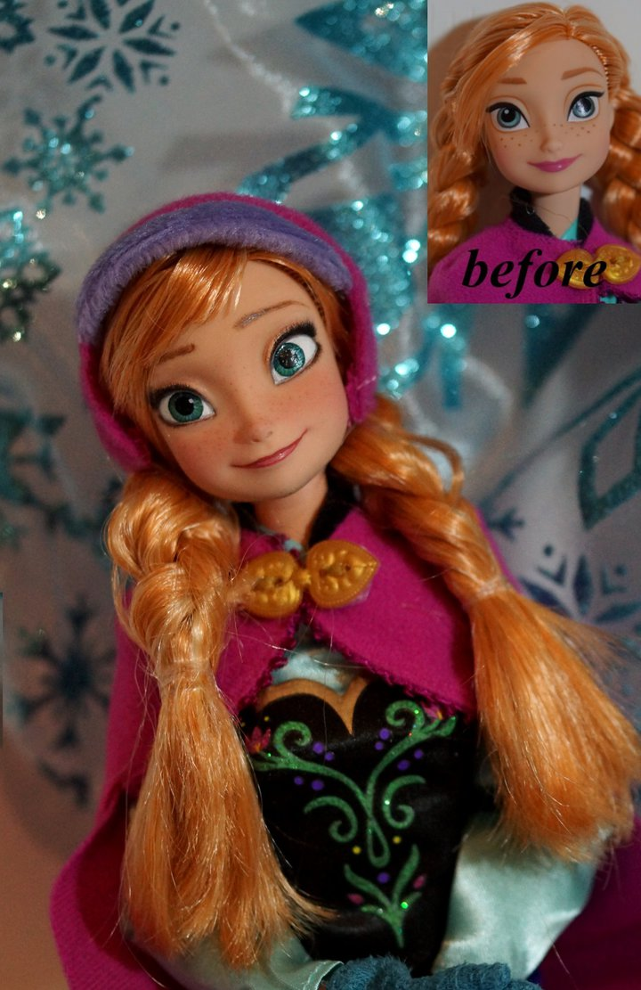 Disney's Frozen (and poll!) Anna_o10