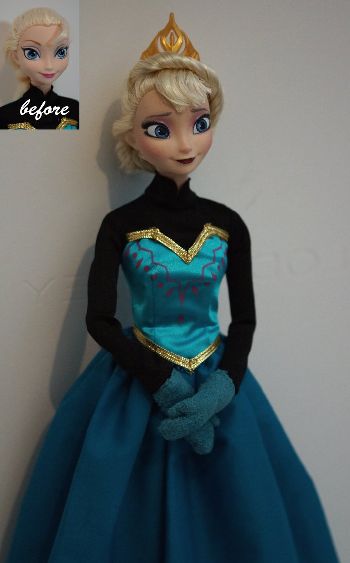 Disney's Frozen (and poll!) Elsa_o10