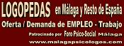Oferta Demanda EMPLEO Trabajo LOGOPEDAS Malaga
