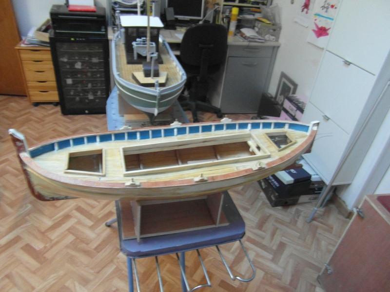 Barque Marseillaise echelle 1/8,12 - Page 2 03910
