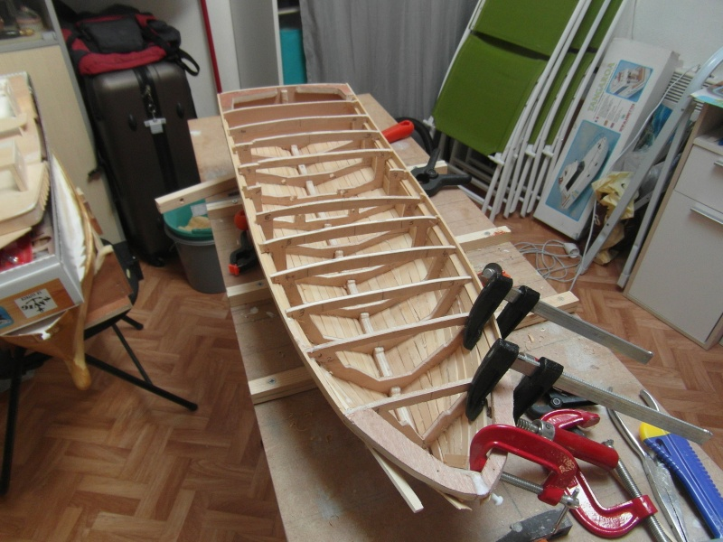 bateau pilote  échelle 1/20 04612