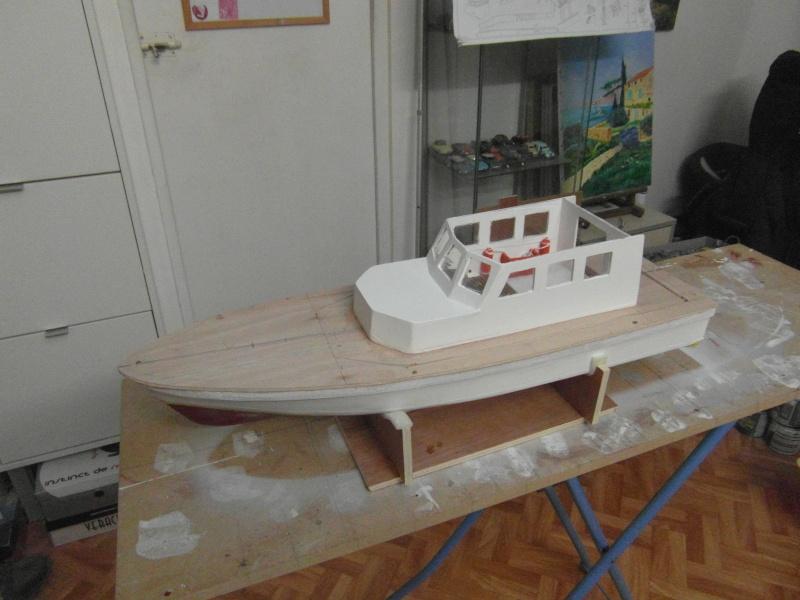 bateau pilote  échelle 1/20 06210