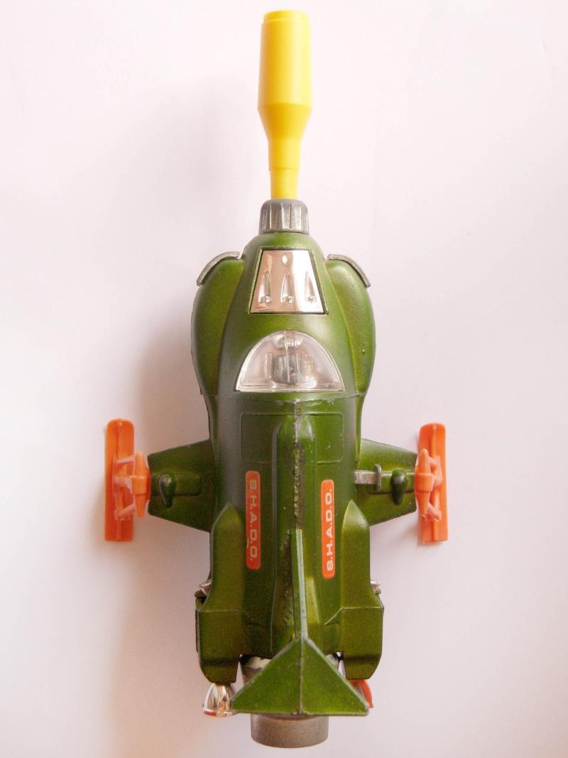Ufo Interceptor 351 Dinky Toys in ottime condizioni con missile funzionante Dscn1715