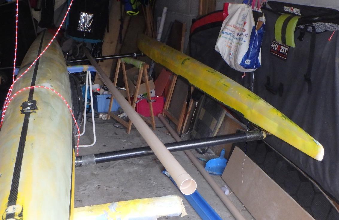 Construction d'un SUP trimaran - Page 4 Captur23