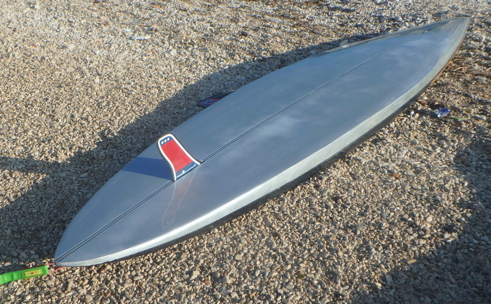 "SUP custom de cruising/grande balade 16'x27"" 2017 - Marseille - BAISSE 950€ Carean10"