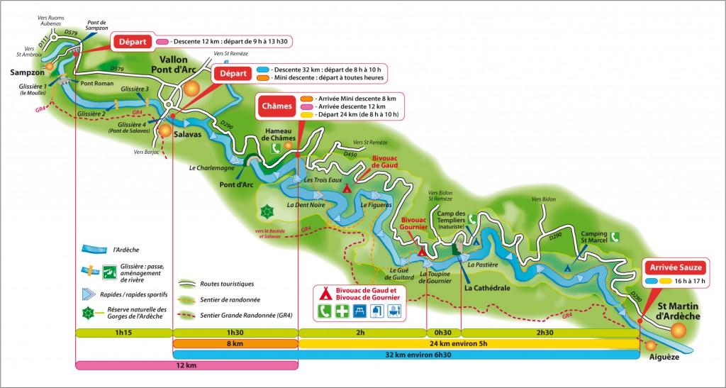 Qui va au Marathon de l'Ardèche cette année? Descen10