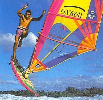 Porter un blouson coupe-vent en SUPsurfing ? Oxbow410