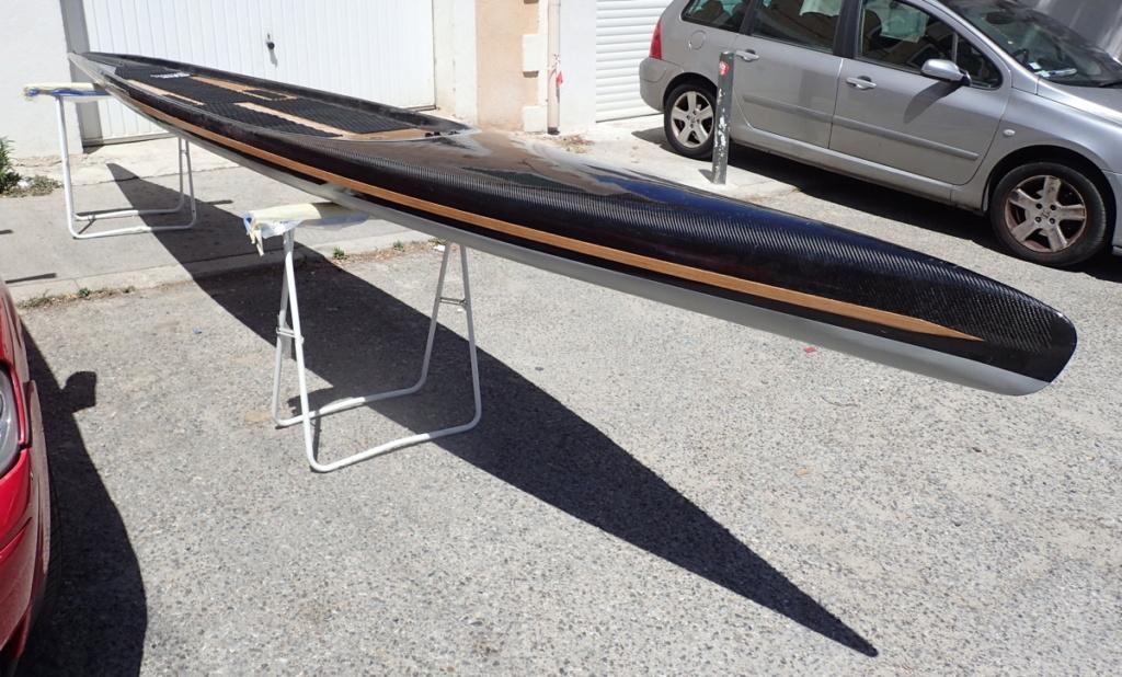 """SUP custom longue distance 18'x26.5"""" de 2016 - idéal Dordogne Intégrale - 1200 € P6270211"""