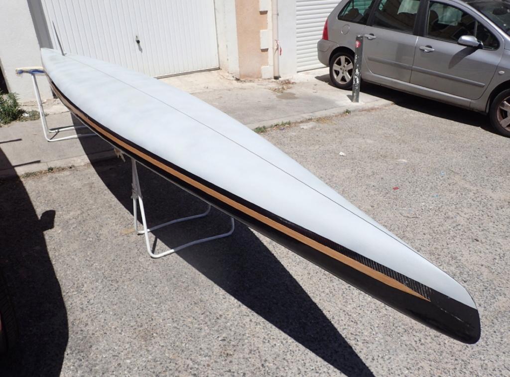 """SUP custom longue distance 18'x26.5"""" de 2016 - idéal Dordogne Intégrale - 1200 € P6270212"""