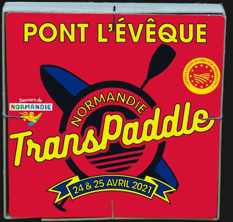 Normandie Transpaddle Pont L'Eveque 2019, 2021... Sans_t10