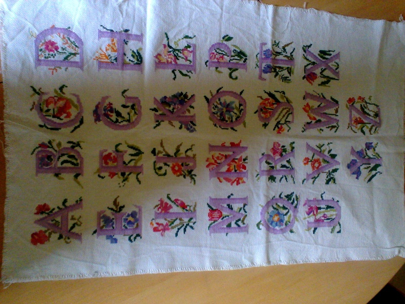 quelques broderies Photo028